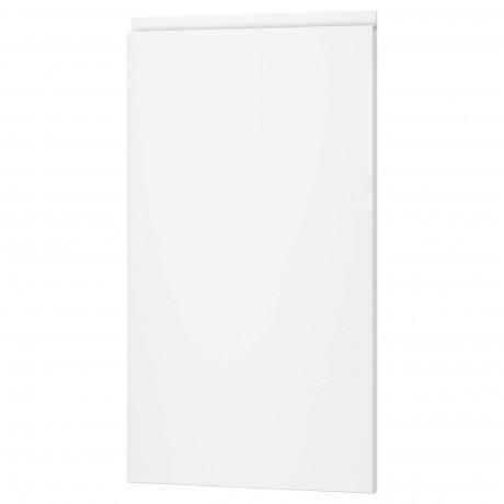 Фронт панель для посудом машины ВОКСТОРП матовый белый белый фото 0