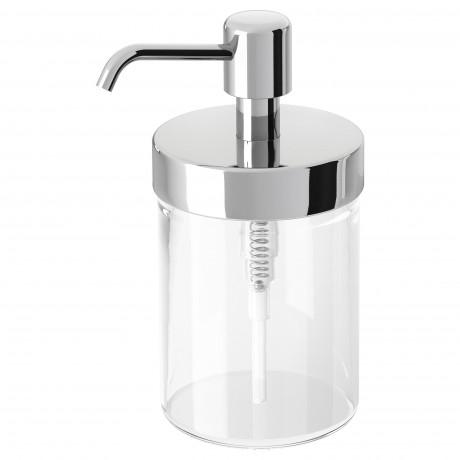 Дозатор для жидкого мыла ВОКСНАН под хром фото 0