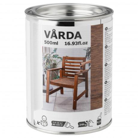 Морилка, д/использования на улице ВОРДА коричневый фото 0