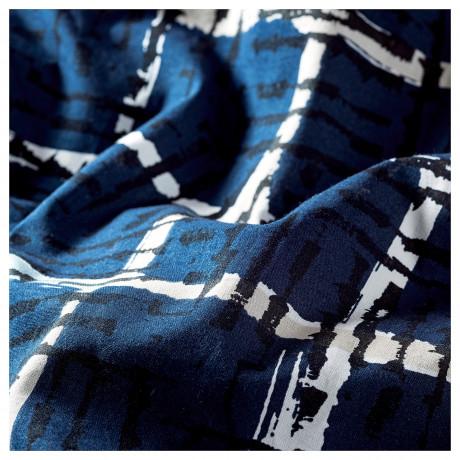 Пододеяльник и 1 наволочка ЭЛЬВЭКСИНГ темно-синий фото 1