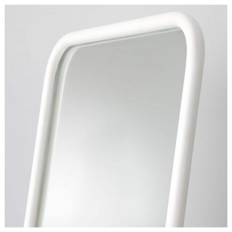 Зеркало напольное КНАППЕР белый фото 2