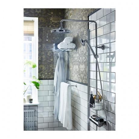 3-струйный ручной душ ВОКСНАН хромированный фото 1