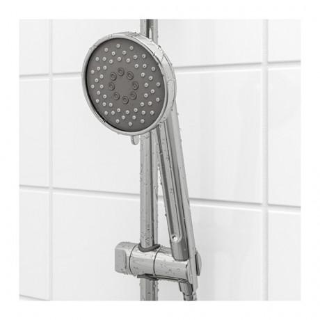 3-струйный ручной душ ВОКСНАН хромированный фото 2