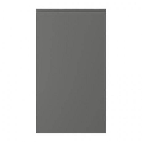 Фронт панель для посудом машины ВОКСТОРП темно-серый фото 0