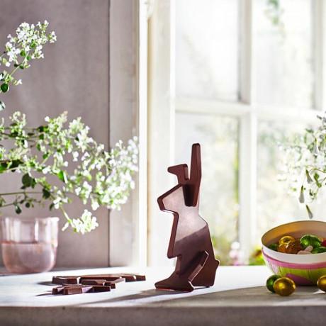 Шоколадный заяц ВОРКЭНСЛА детали для сборки, Сертификат UTZ фото 0