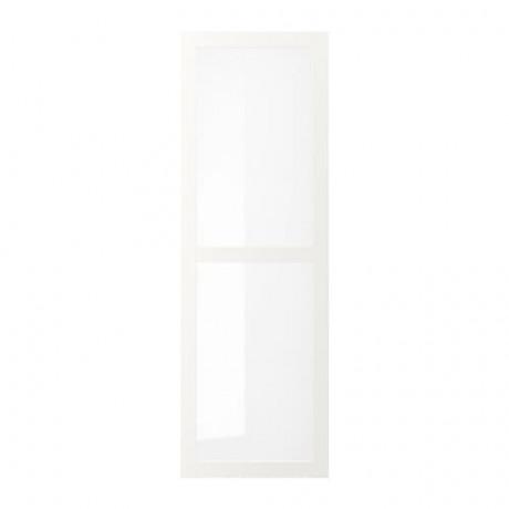 Стеклянная дверь ВЭРД белый фото 3