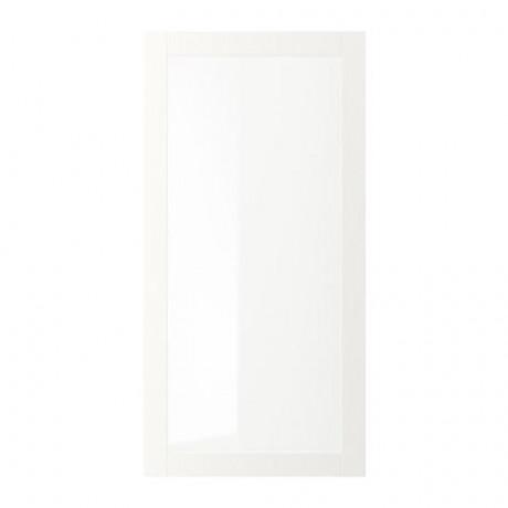 Стеклянная дверь ВЭРД белый фото 2