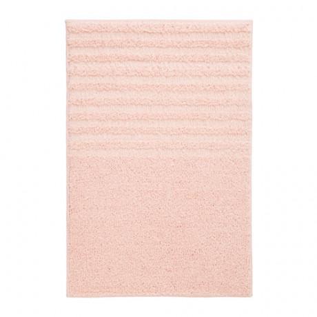 Коврик для ванной ВОКСШЁН бледно-розовый фото 0